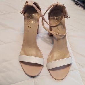 Lulu's Chunky Heels